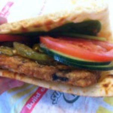 Subway Sandwiches and Salads Foto