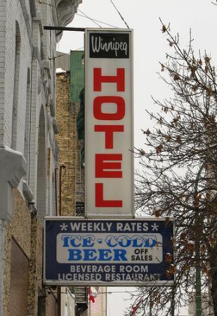 Winnipeg Hotel Photo