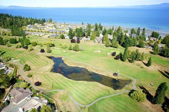 Eaglecrest Golf Club Restaurant Foto
