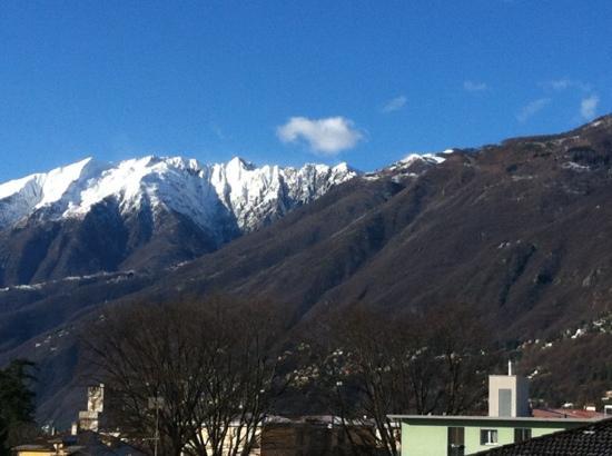 Osteria Ticino : Aussicht