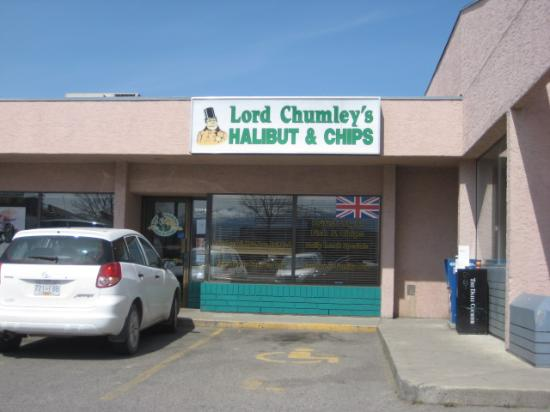 Lord Chumley's Fish and Chips Photo