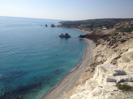 Bay - Aphrodite's Rock