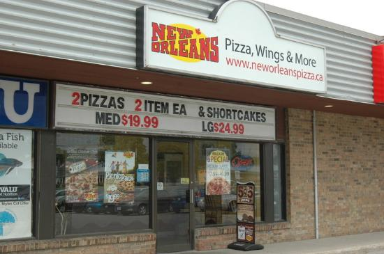 Fast Food In Goderich