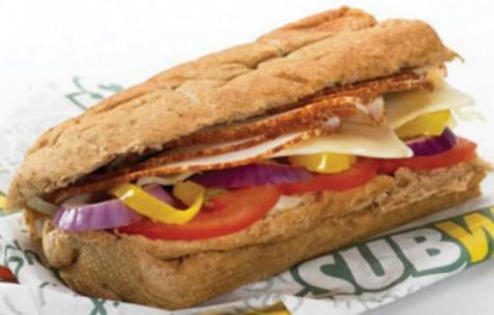Subway Sandwichs & Salads