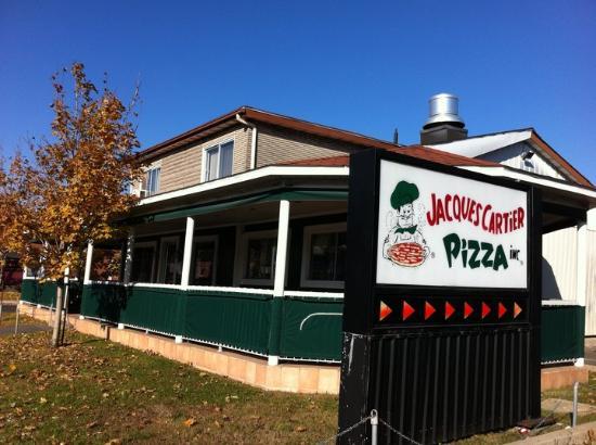 Jacques Cartier Pizza Foto