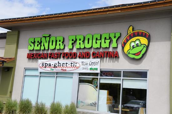 Senor Froggy Restaurant