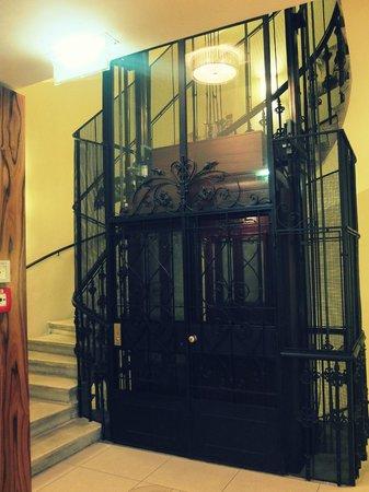The Ring: Старинный лифт
