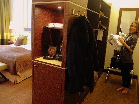 The Ring Hotel: Гардеробная X-Ordinary room