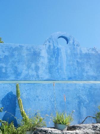 Lolo Lorena: Bleu sur bleu...