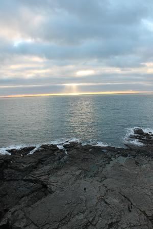Hook Head Safaris: View from the lighthouse