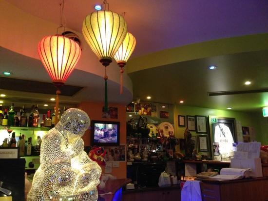 Jade Inn Chinese Restaurant: bar at jade inn