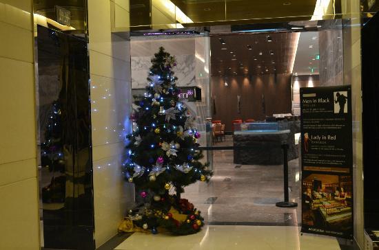Hotel Nikko Tianjin: エレベーター前