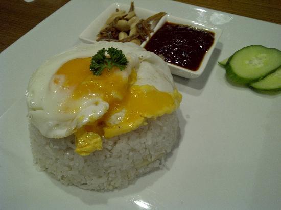 Madam Kay's Platz Cafe: Nasi lemak