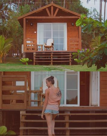 Ozran Heights Beach Resort: Cottage