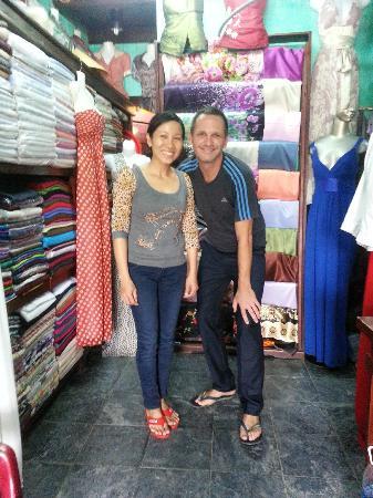 Van Cloth Shop : with Van