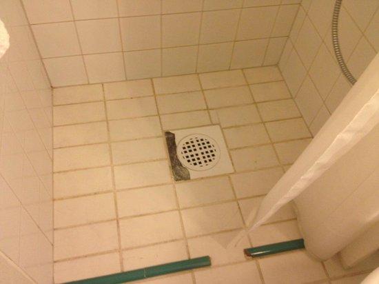 Scandic Sundsvall City: Sunkig dusch