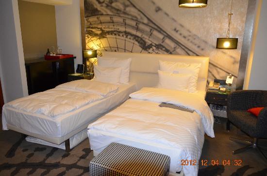 Le Meridien Grand Hotel Nurnberg: 客室