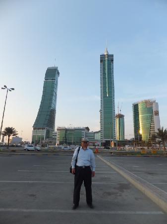 Golden Tulip Bahrain: Bahrain Financial Harbour