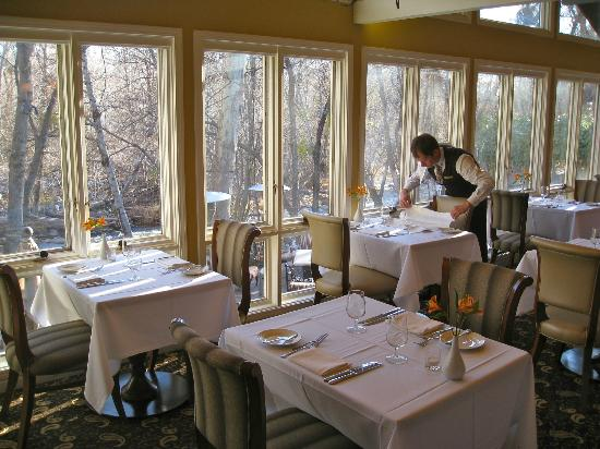L'Auberge de Sedona: Wonderful dining room!