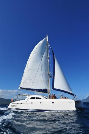 Madiana Catamaran Cruises