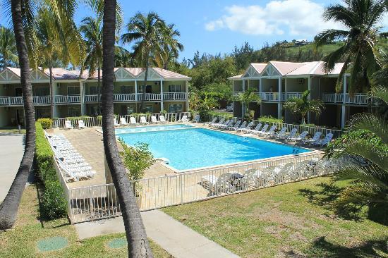 Hotel Le Recif: piscine