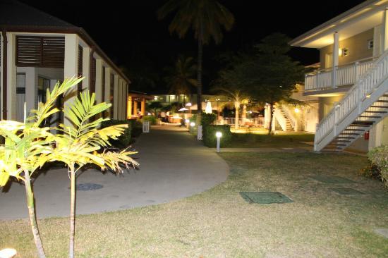 Hotel Le Recif: espace hotelier