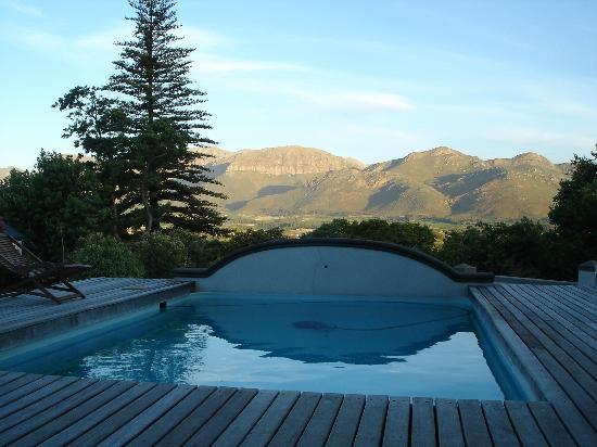 Villa Chapelle Guesthouse: Pool