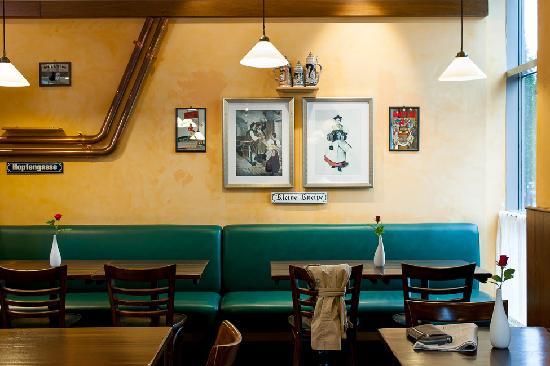 Ibis Dortmund City: Restaurant4
