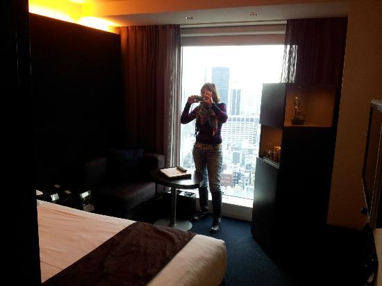 Mitsui Garden Hotel Ginza Premier: Habitación superior