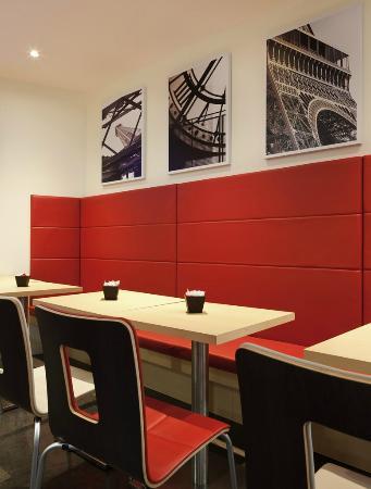 Ibis Paris Gare de Lyon Reuilly: Breakfast room
