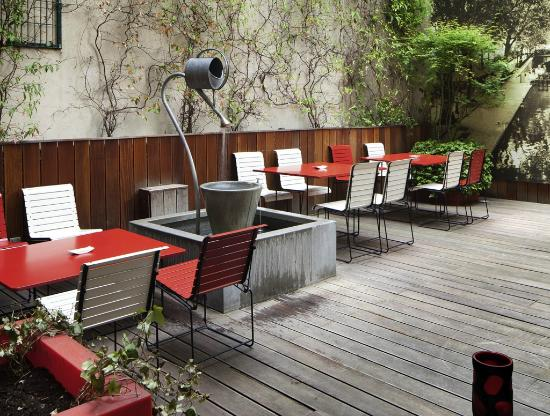 Ibis Paris Gare de Lyon Reuilly: Patio