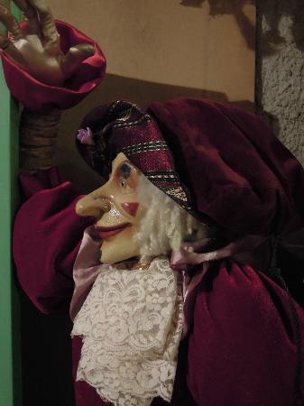Le Petit Musee de Guignol Fantastique : vilain personnage