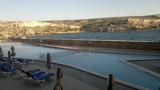 Paradise Bay Resort Hotel: Bay view
