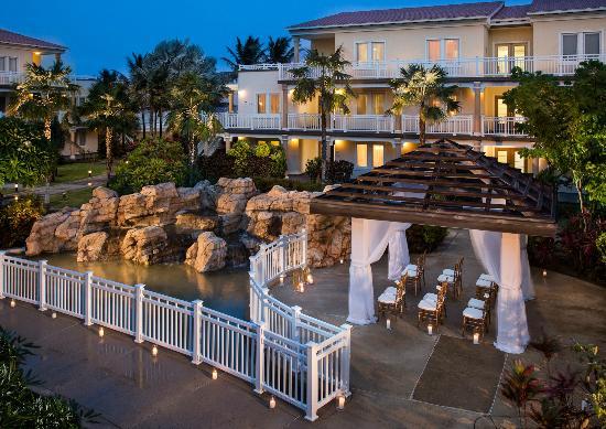 St Kitts Marriott Resort The Royal Beach Casino Intimate Destination Weddings