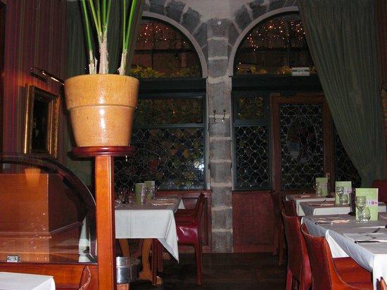 Leon de Lyon : Интерьер ресторана