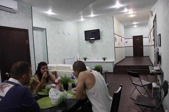 Tipo Hostel : тут мы пьем чай и релаксируем