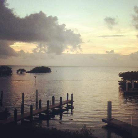 MB at Key Largo: view