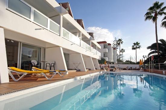 Apartamentos Miami Gran Canaria: Pool