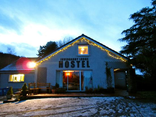 Saddle Mountain Hostel: Invergarry Lodge