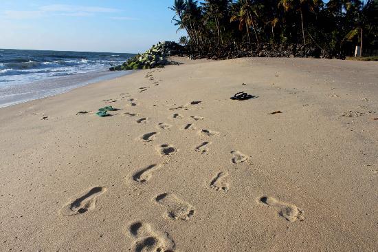 Ananda Beach Home: Beach..