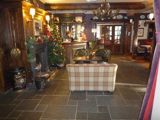 Beddgelert, UK: The New Reception