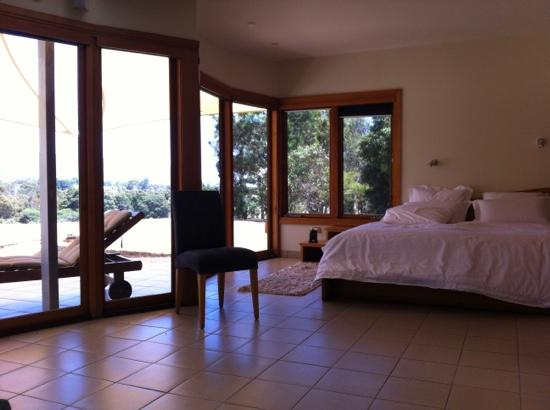 Boroka Downs : the rooms are very spacious and comfortable