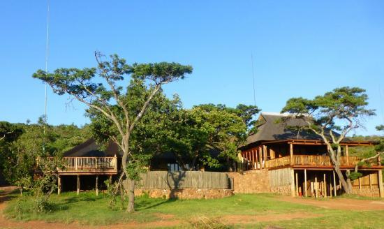 Ekuthuleni Lodge: The lodge