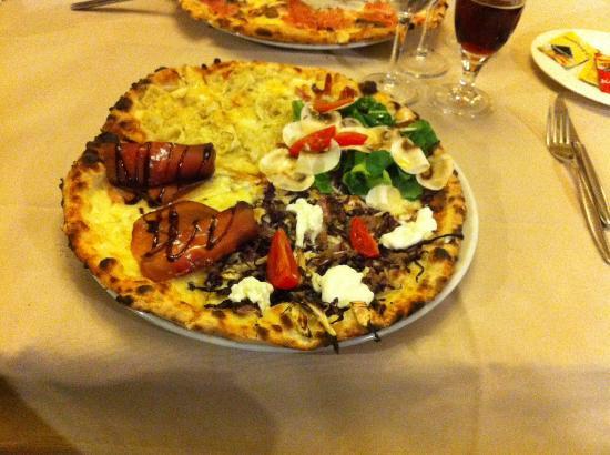 Tollo, Itália: La mia ultima pizza presa