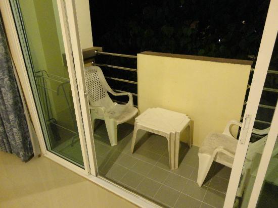 Aonang Goodwill: Balcony