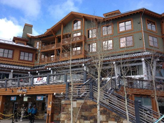 Copper Mountain: Village