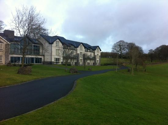 Glasson Country House Hotel & Golf Club: the rooms with the view