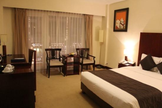 Quoc Hoa Hotel Hanoi: 客室