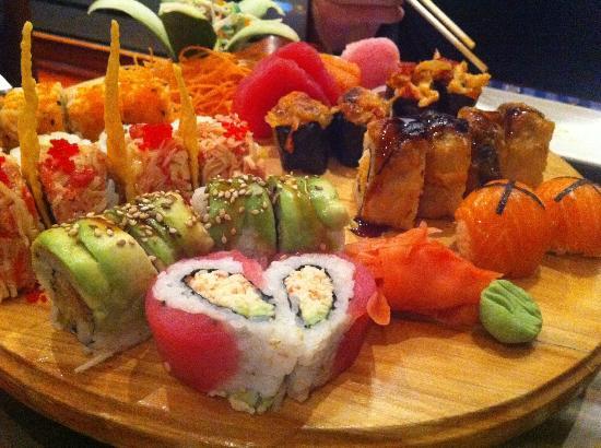 Bonsai Kaiko Picture Of Noe Sushi Bar Quito Tripadvisor