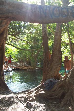 Mount Kibo: Maji Moto swimming hole
